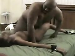 Fat Guy With Teen Addiction Fucks Young Black Chick